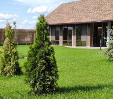 Как ландшафтный дизайн повышает цену дома